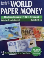 Catalog of World Paper Money - Modern Issues 1961-Present