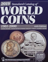 2019 Standard Catalog of World Coins 1901-2000