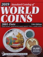 2019 Standard Catalog of World Coins 2001-Date