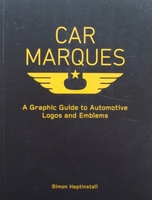 Car Marques - A Graphic Guide to Automotive Logos and Emblem