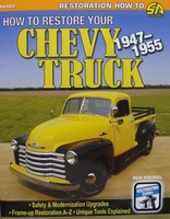 How to restore your Chevy Truck 1947 - 1955