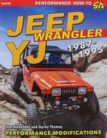 Jeep Wrangler 1987 - 1995 - performance modifications