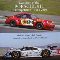 Evolution of the Porsche 911 in Competition 1965-2010
