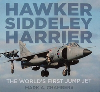 Hawker Siddeley Harrier - The World's First Jump Jet
