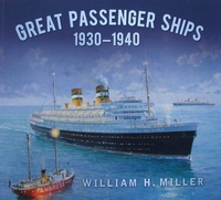 Great Passenger Ships 1930 - 1940