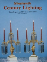 Nineteenth Century Lighting Candle-Powered Devices 1783-1883