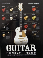 Guitar Family Trees