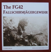 The FG42 Fallschirmjägergewehr