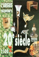 Argus Valentine 20 eme siecle