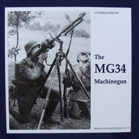 The MG34 Machinegun