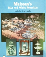 Meissen Bue and White porcelain