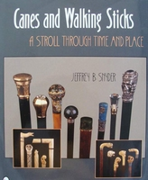 Canes and Walking Sticks with price guide