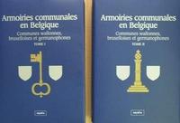 Armoiries communales en Belgique 2 volumes