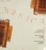 Musica - Muziekinstrumenten in Belgische verzamelingen