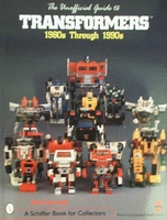 The Unofficial Guide to Transformers - Price Guide