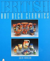 British Art Deco Ceramics - Price Guide
