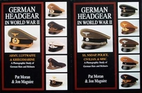 German Headgear in World War II - 2 Volumes