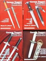 German Daggers of World War II - 4 Volumes