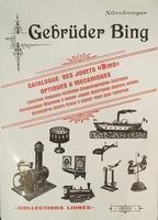 Catalog Gebrüder Bing 1898