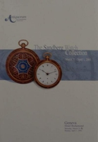 Auction Catalog The Sandberg Watch Collection