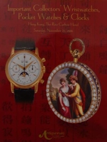 Auction Catalog Wristwatches, Pocket Watches & Clocks