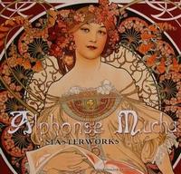 Alphonse Mucha Masterworks