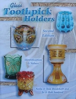 Glass Toothpick Holders with Price Guide