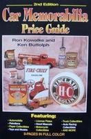 Car memorabilia - Price Guide