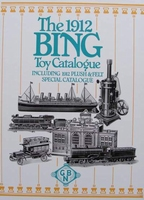The 1912 Bing Toy Catalogue