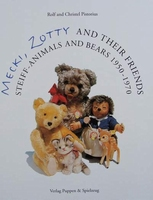 Mecki, Zotty and their Friends - Steiff-Animals & Bears 1950