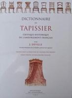 Dictionnaire du tapissier