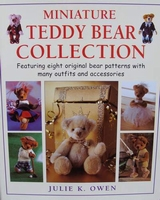 Miniature Teddy Bear Collection