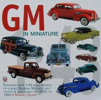 GM in Miniature - 1/43 Light Trucks & Cars 1920s to 1954
