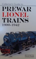 Collector's Guide to Prewar Lionel Trains 1900-1942