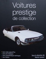 Voitures prestige de collection