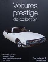 Voitures prestige de collection