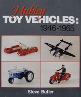 Hubley Toy Vehicles 1946-1965