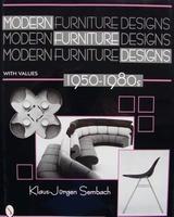 Modern Furniture Designs 1950-1980s