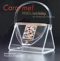 Carry me! 1950's Lucite Handbags