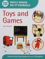 Dolls House Do-it-yourself - Toys & Games