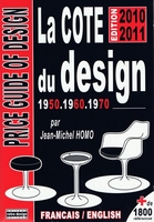 La Cote du Design 1950 - 1960 - 1970 - edition 2010-11
