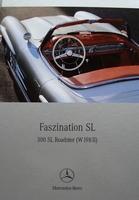 Faszination SL - Mercedes 300 SL Roadster (W198 II)