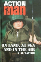 Action Man on land, at sea and in the air