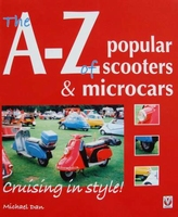 The A-Z of Popular Scooters & Microcars