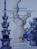 Delfts Aardewerk - Vazen met tuiten 300 jaar pronkstukken