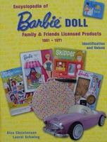 Barbie Doll Family & Friends Licensed Products 1961 - 1971