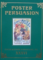 Posters Persuasion - Poster Auctions International XXXVI