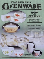 Ovenware from the 1920s to the present - Price Guide