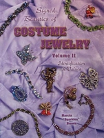 Signed Beauties of Costume Jewelry Volume II - Price Guide