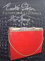 Exotic Skin - Alligator & Crocodile Handbags